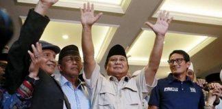 Prabowo dan Sandi Bakal Terima Apapun Keputusan MK.