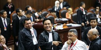 Yusril Bocorkan Saksi dan Ahli yang Dihadirkan Tim Jokowi-Ma'ruf saat Sidang MK.