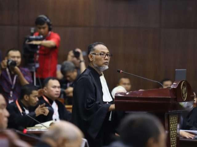 Tim hukum Prabowo-Sandi, Bambang Widjojanto
