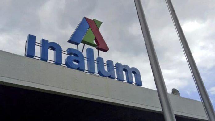 PT Indonesia Asahan Aluminium (Persero) atau INALUM.