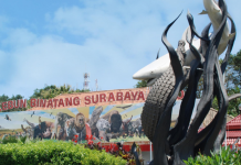 Kebun Binatang Surabaya (KBS).