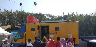 Kementerian Pekerjaan Umum dan Perumahan Rakyat (PUPR) disamping menyiapkan infrastruktur jalan juga mendukung penyediaan mobil toilet pada rest area jalan tol, SPBU dan pos siaga mudik.