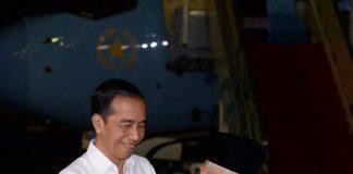 Foto: Kris - Biro Pers Sekretariat Presiden
