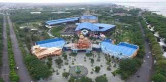 Atlantis Land Kenjeran Park, Surabaya.