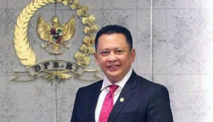 Ketua DPR RI Bambang Soesatyo.