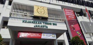Gedung Kejaksaan Tinggi,DKI Jakarta.