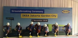 PLN Pasang Power Bank di IKEA Jakarta.