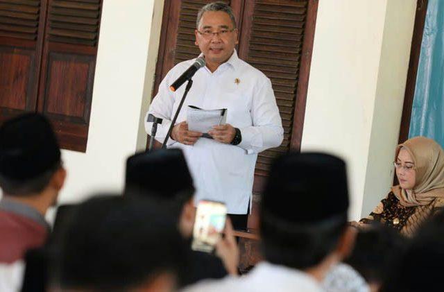 Kemendes PDTT Dorong Pengembangan Produk Unggulan Desa.