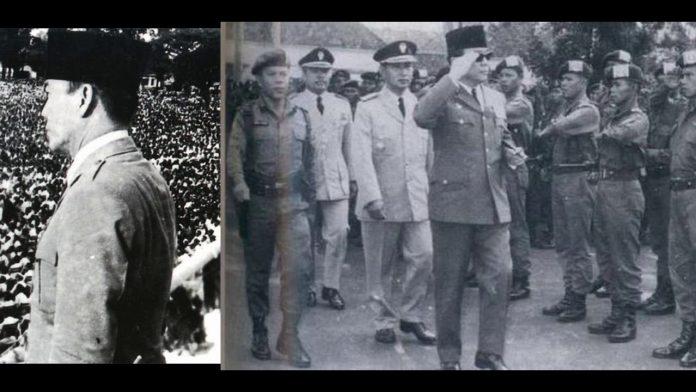 Presiden Soekarno menyebut Federasi Malaysia sebagai