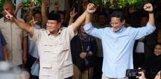 Prabowo dan Sandiaga Batal Hadiri Sidang Perdana Sengketa Pilpres 2019.