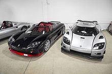 Koenigsegg CCXR SE and CCXR Trevita