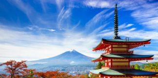 Gunung FujiJepang.