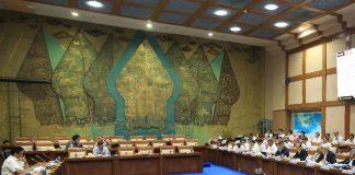 Komisi VII DPR Tolak Seluruh Calon Anggota DEN.