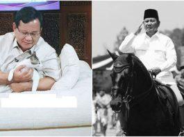 Kalah Pilpres, Prabowo Kembali ke Aktivitas Semula.