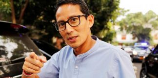 Sandiaga Salahuddin Uno.