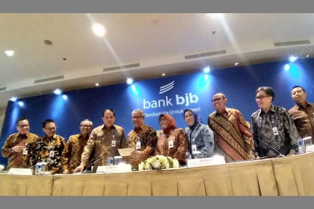 Bank bjb Perkenalkan Direksi dan Komisaris Baru.