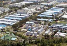 Ilustrasi Kawasan Industri.