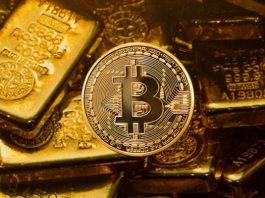 Bitcoin vs Emas.