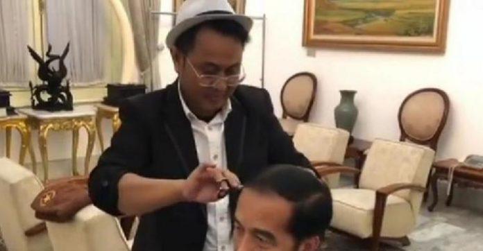 Jokowi Ingin Ganti Model Rambut Ala Milenial, Gaya Undercut Jadi Pilihan.