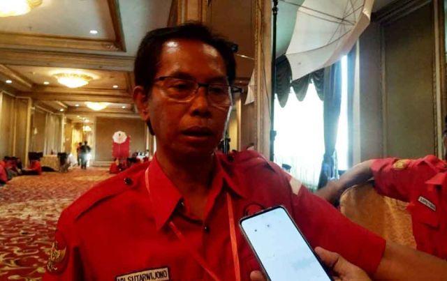 Ketua DPC PDIP Surabaya, Adi Sutarwijono.