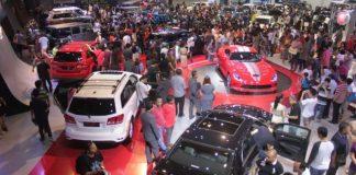 Event pameran automotif tahunan Gaikindo Indonesia International Auto Show (GIIAS) 2019.