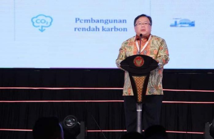Menteri PPN/Kepala Badan Perencanaan Pembangunan Nasional (Bappenas) Bambang P.S. Brodjonegoro.