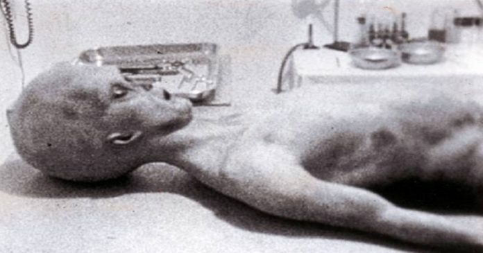 Barang Bukti Ini, Bikin AS Tak Bisa Ngeles Lagi Soal Alien.