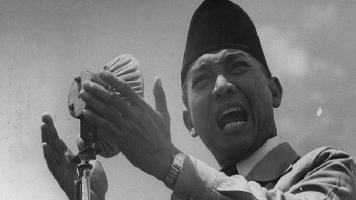 Presiden Soekarno mendirikan Partai Nasional Indonesia (PNI).
