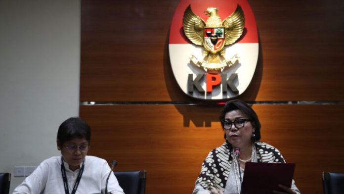 Direktur Keuangan Angkasa Pura II di Tangkap KPK.