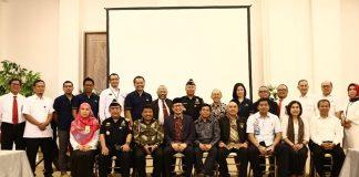 Komisi XI DPR RI Melakukan Kunjungan Kerja ke Perwakilan Kemenkeu Jatim.