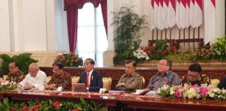 Jokowi Siapkan RUU Ibu Kota Pindah ke Penajam Paser Utara dan Kukar.