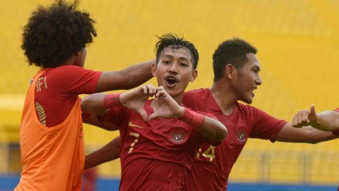 Timnas Indonesia ke semifinal Piala AFF U-18 2019 usai mengalahkan Laos 2-1