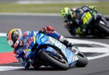 Alex Rins Senang Mampu Kalahkan Dua Legenda MotoGP.
