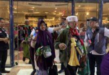 43.011 Jemaah Haji Indonesia Telah Kembali ke Tanah Air.