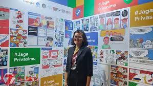 Head of Public Policy Google Indonesia, Putri Alam