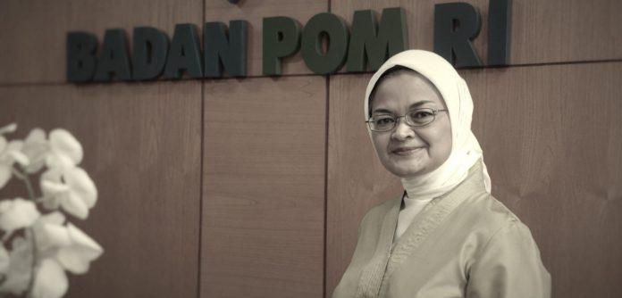 Kepala Badan BPOM Penny K Lukito