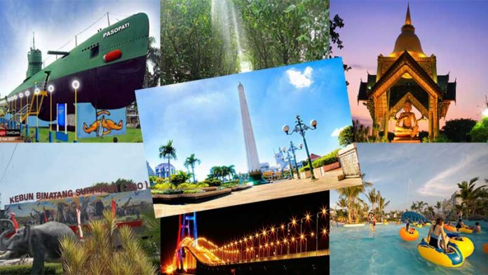 Destinasi Wisata di Surabaya Yang Menarik Untuk Dikunjungi.