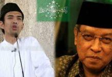 Tanggapan Ketum PBNU Terkait Pelaporan Ustadz Abdul Somad.