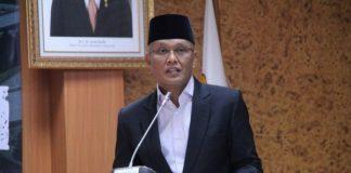 Sekretaris Fraksi Partai Keadilan Sejahtera (FPKS) DPR Sukamta