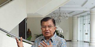 Wapres RI, HM Jusuf Kalla.