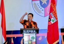 Ketua DPR RI Bambang Soesatyo (Bamsoet).