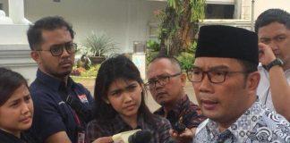 Gubernur Jawa Barat (Jabar) Ridwan Kamil.