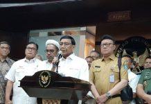 Pemerintah Gelar Rakor Terkait Kerusuhan Manokwari.