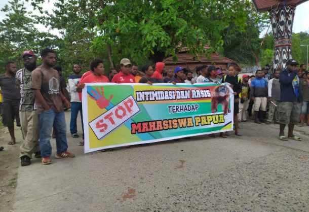 Manokwari Kerusuhan, Warga Lokal Sweeping Pendatang.