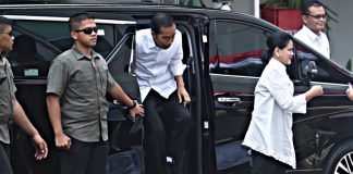Respons Gerindra Soal Mobil Dinas Baru Jokowi.