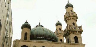 Masjid Tertua di Jepang Selamat dari Gempa dan Serangan Perang Dunia II.