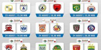 Jadwal Liga 1 Indonesia 2019.