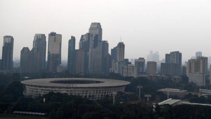 polusi udara jakarta