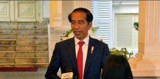 Presiden Jokowi Menanggapi Soal Kerusuhan Papua.