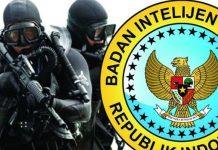 Badan Intelijen Negara (BIN).